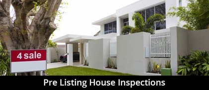 Pre listing house inspections